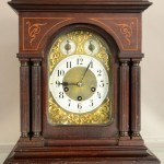 German Westminster Chime Mantel Clock