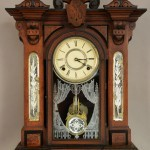 "Gilbert ""Amphion"" Model Mantel Clock"