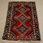 Persian Style Tribal Wool Rug