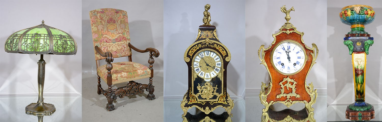 Summer Antique Estates Auction