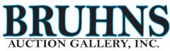 Bruhns Auction Gallery